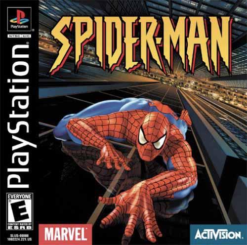 Spider man psx скачать торрент